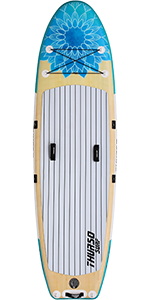 THURSO SURF Tranquility Yoga stand up paddle board