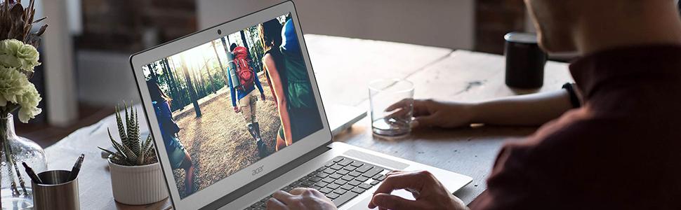 Acer Chromebook 15 Lifestyle
