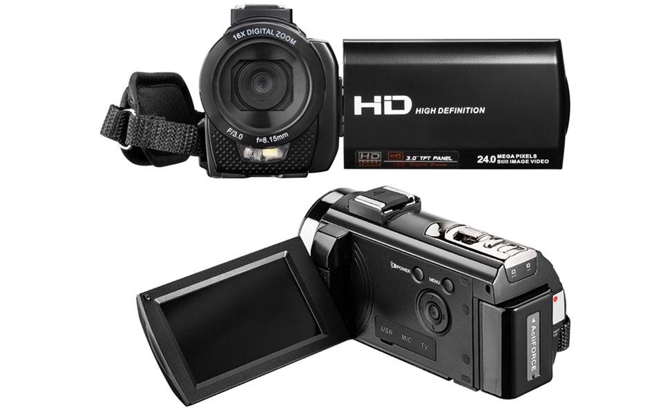 YouTube Camera for Vlogging