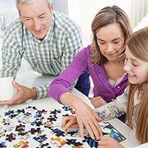 1000 pieces of adult jigsaw puzzle puzzle challenge for adult children and adolescents