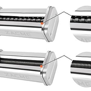 kitchenaid pasta attachment cutter