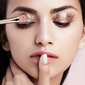 Oneleaf Standing Makeup Brush
