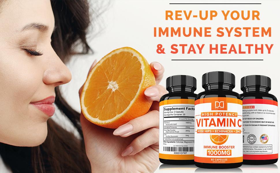 vitamin c vit c1000 1000mg 1000 capsules lipsomal chewable 500mg 500 adults kids complex zinc acne