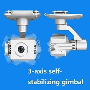 3-Achsen-Gimbal-Drohne