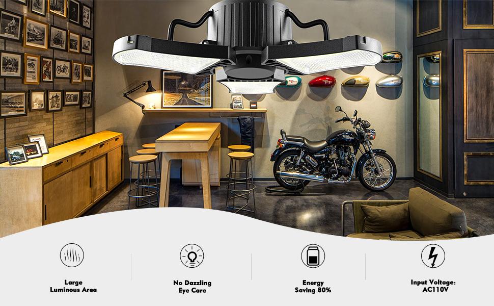 Lightdot LED Garage light