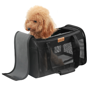 Akinerri Foldable Soft Airline Approved Pet Travel Carrier