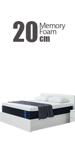 20 cm madrass