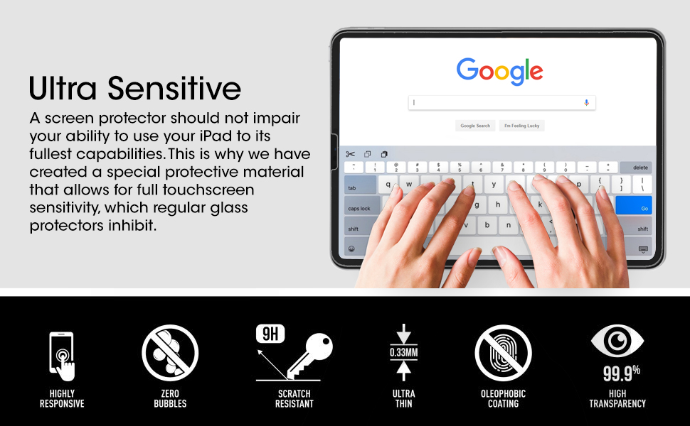 "iPad Pro 12.9"" Premium Glass"