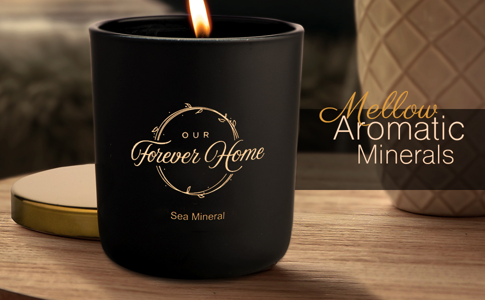 Mellow, aromatic, candle gift set for home decoration, decor, bathroom, spa salons, and meditation