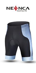 NEENCA Professional Cycling Shorts