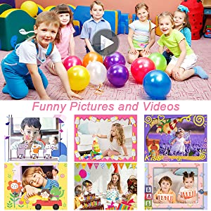 Funny photo frames, filters and video effects