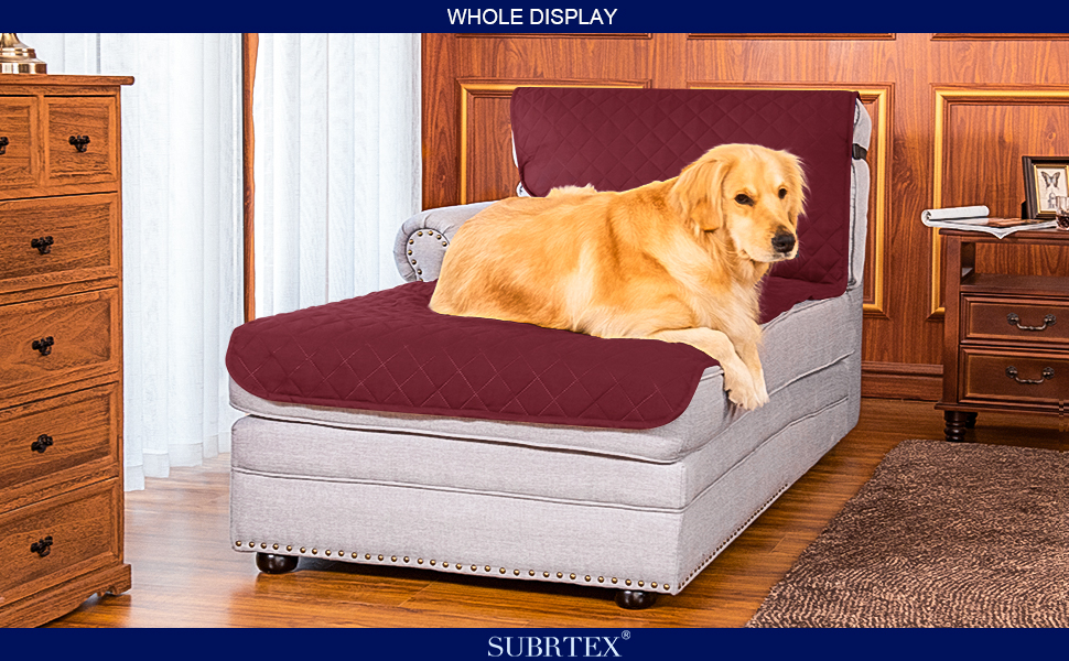 slipcover for pets