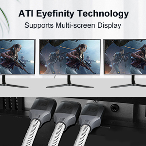 Muti-screen