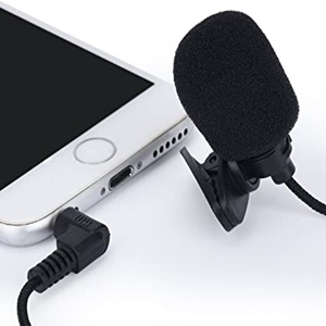 LAPEL MIC condenser mic 3110 tripod mobile tripod stand