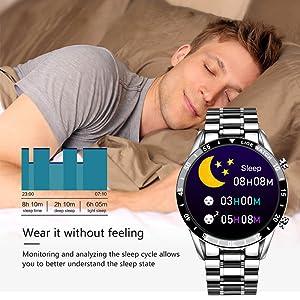 sleep monitor watch