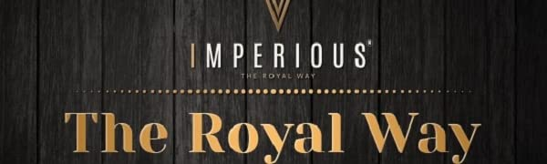 imperious the royal way