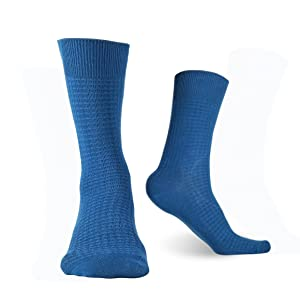 casual cotton men socks for tall and big