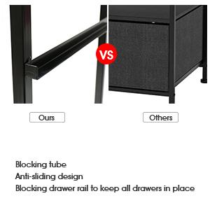 Anti-sliding design
