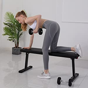 travel workout bench