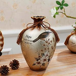 high vase
