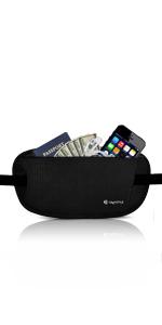 Travel Money Belt
