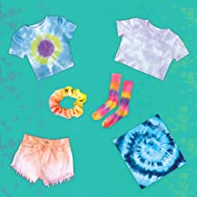 tie dye kit for clothes