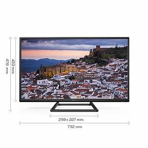 Televisores LED 32 Pulgadas TD Systems K32DLM10H. 2X HDMI, VGA ...
