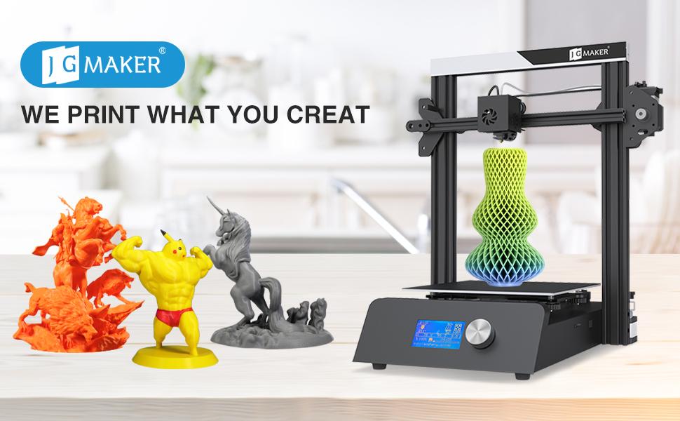 Magic 3d printer