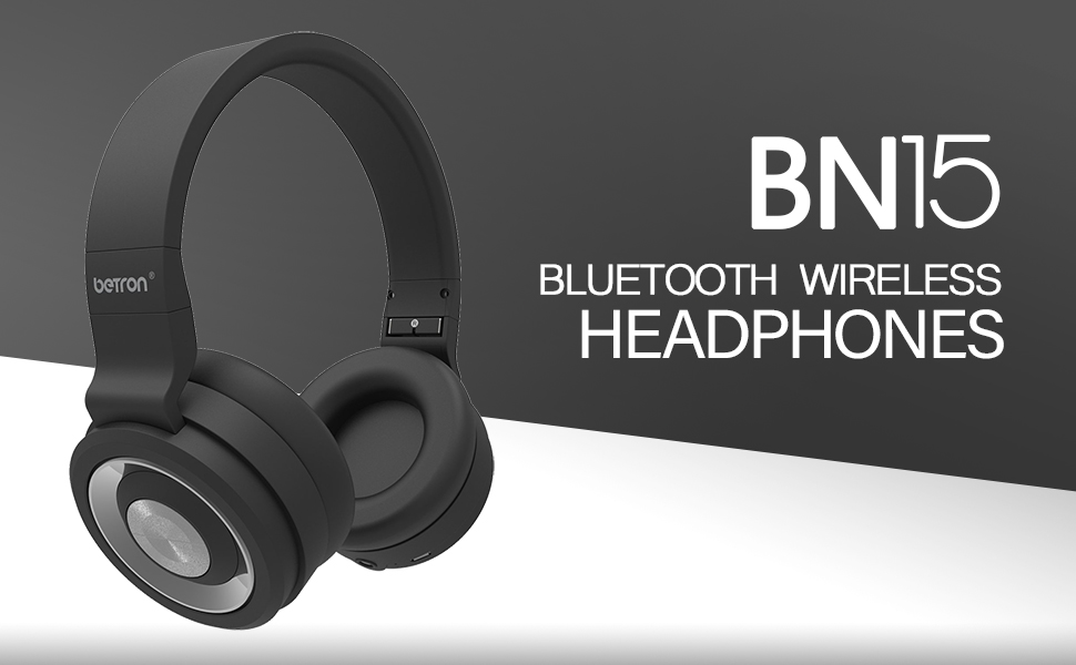 BN15 Bluetooth wireless headphones