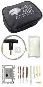 5.56 cleaning kit with bore snake rifle oil real avid ar - 15 a15 boosteady pro .223/5.56 223 otis