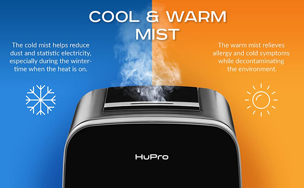 humidifier for bedroom