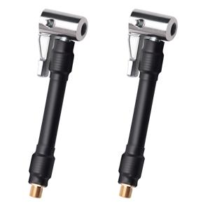 2pcs Air inflator hose adapter