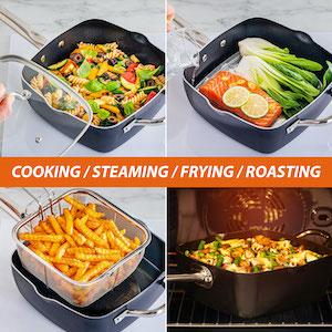 Non Sticking Pan Set Cookware Set