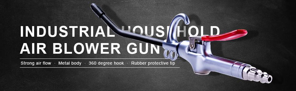 High Volume Air Blow Gun