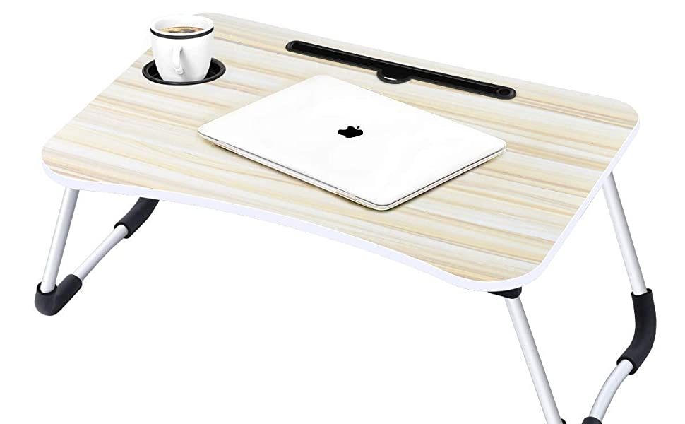 Wooden Laptop Study Desk Table