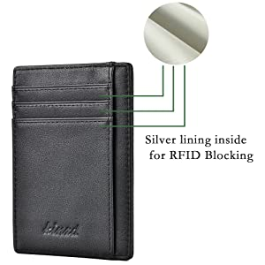 RFID lining