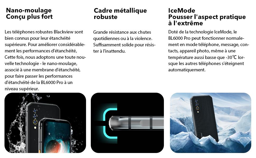 Blackview BL6000 Pro