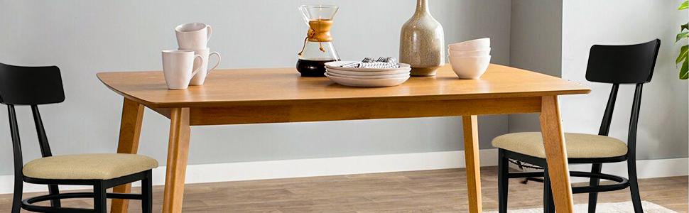 Koreyosh Modern Style Dining Chairs