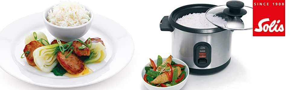 2 in 1 Rice Cooker