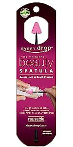 Every Drop Beauty Spatula one pack