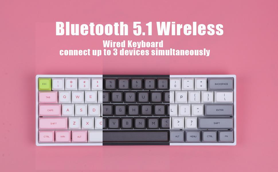 hotswappable keyboard