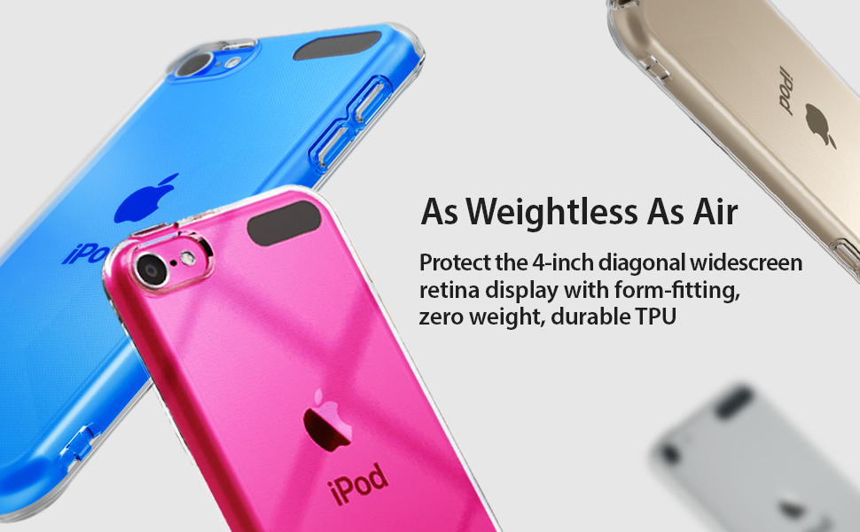 ipod touch back cover