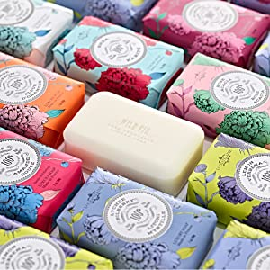 shea butter hand soaps gift sets savon sapon luxury triple milled for women stocking stuffer