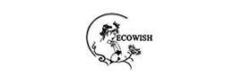 ECOWISH Women Short Pajamas Set Long Sleeve Tops and Shorts Set 2 Piece Sleepwear Casual Nightwear