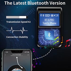 ZIIDOO Visible Bluetooth Receiver