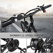 Original shimano system