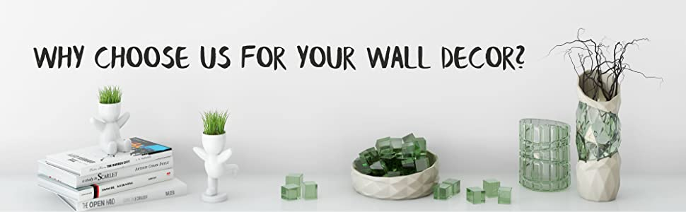 why choose us for your wall decor