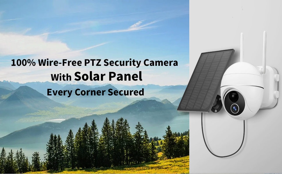 Flashandfocus.com 9fc59e4c-3911-43ef-b13d-77f1dcb73db8.__CR0,0,970,600_PT0_SX970_V1___ Outdoor Security Camera-Wireless PTZ Solar Panel 15000mAh Rechargeable Battery Power WiFi Security System,2-Way Audio…