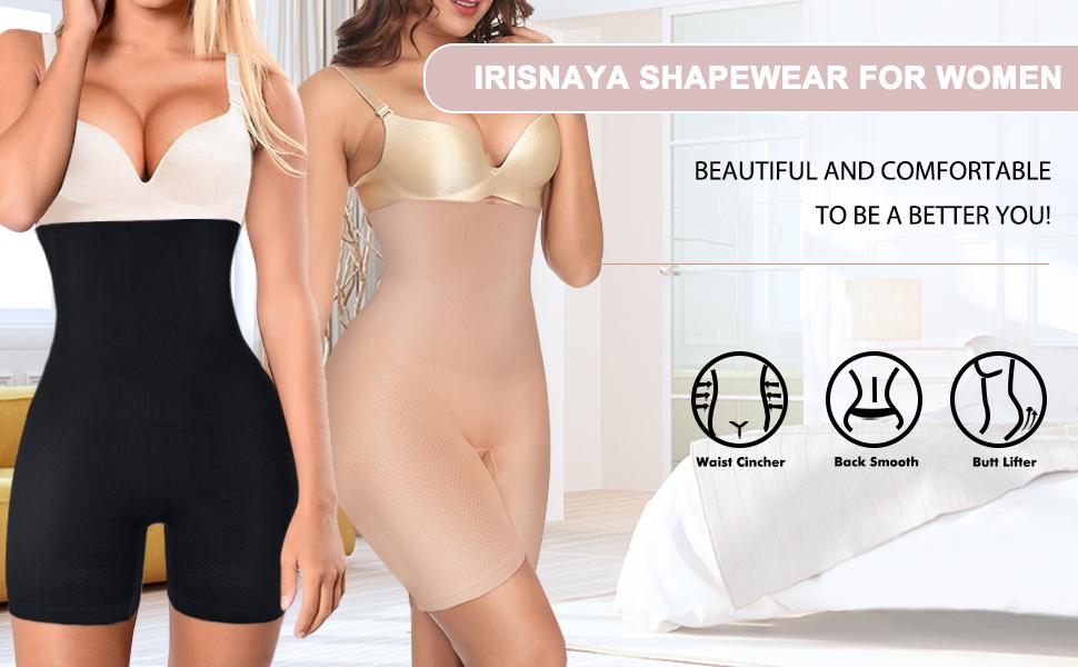 Women Tummy Control Butt Lifter High Waist Panty