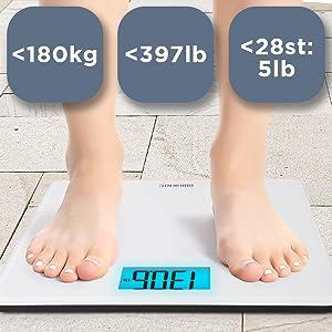 kg, lb, oz, kilogram, pounds, ounces, stones, units, 180kg, 397lb, maximum, max, weight, capacity